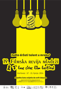19. filmska revija mladeži & 7. Four River Film Festival